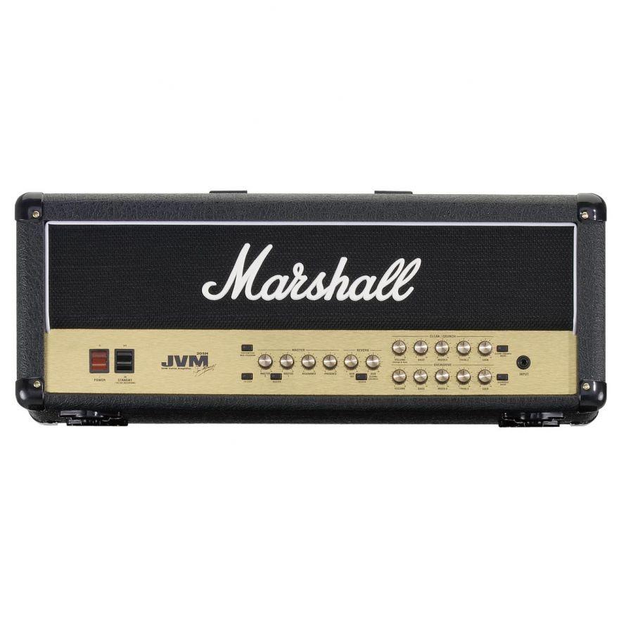 MARSHALL JVM205H - TESTATA VALVOLARE 50W