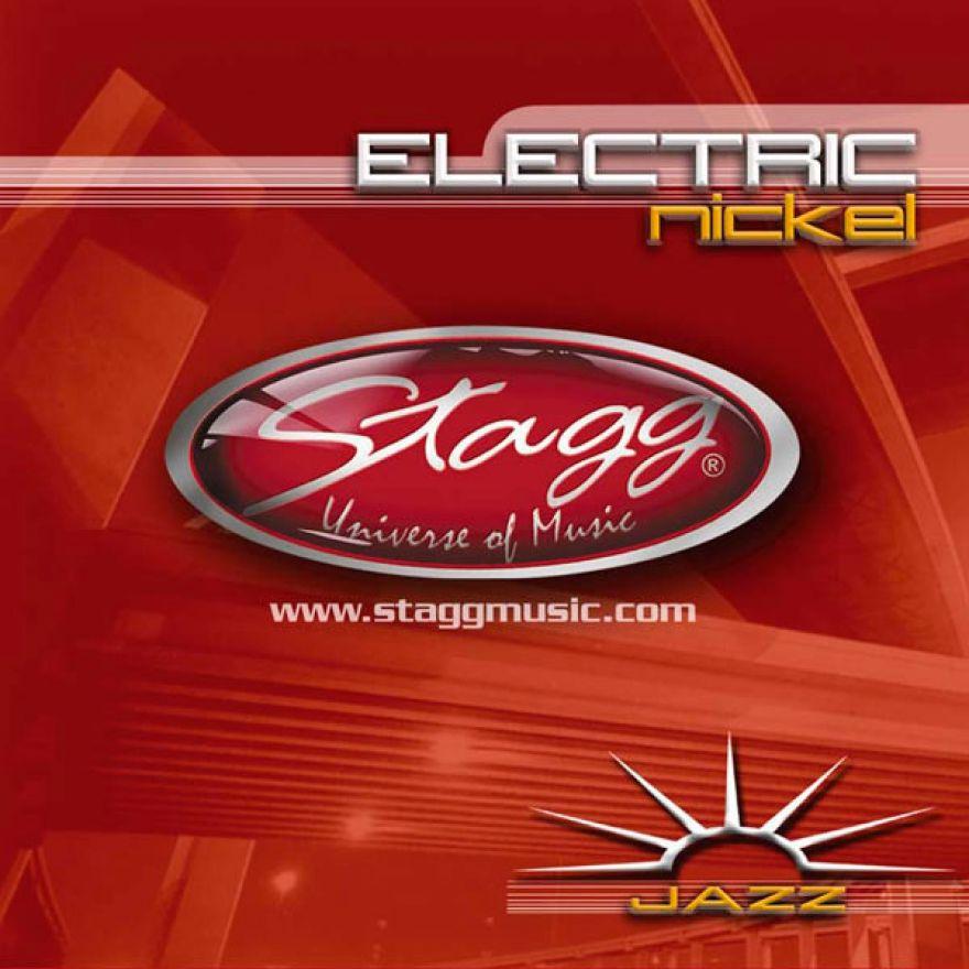 STAGG EL-1254 - MUTA PER CHITARRA JAZZ 012-054W