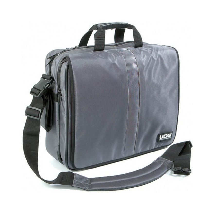 UDG COURIER BAG DELUXE 17 STEEL GREY