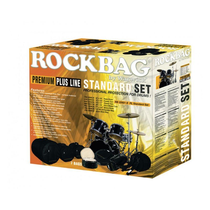 Rockbag RB22921B PL Plus Stadard Set