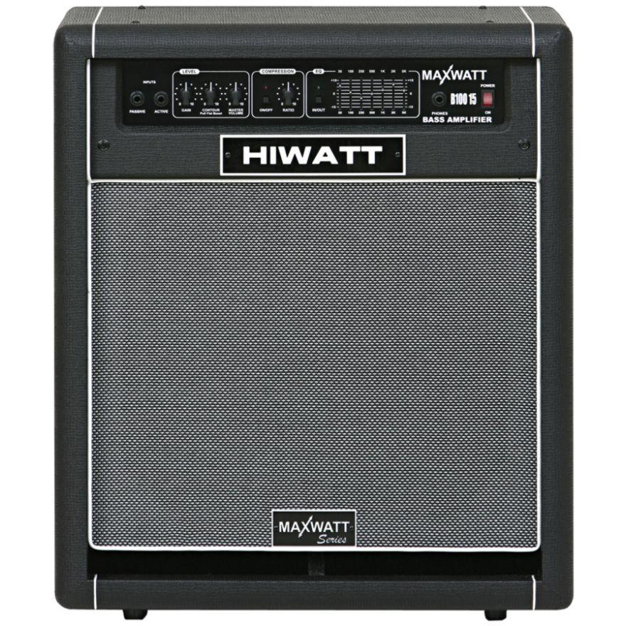 0-HIWATT B100 15 [EX DEMO]