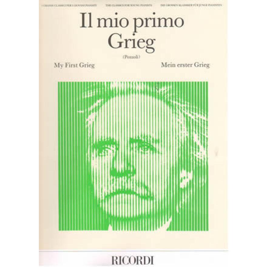 RICORDI Grieg - IL MIO PRIMO GRIEG