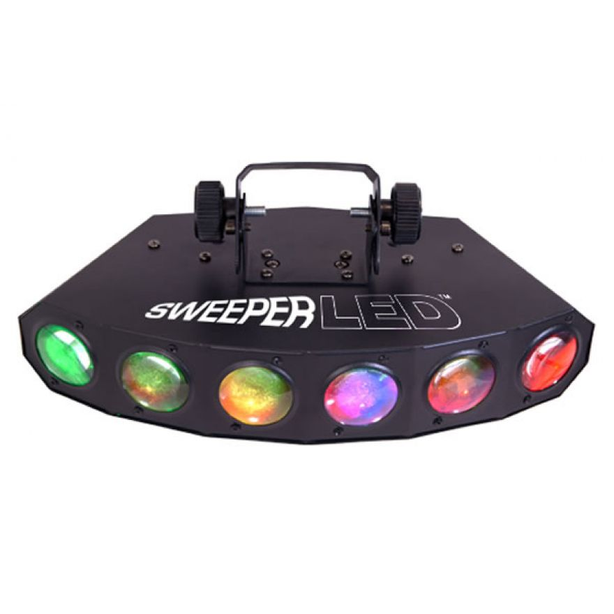 CHAUVET SWEEPER LED - EFFETTO LUCE CON LEDS TRICOLOR