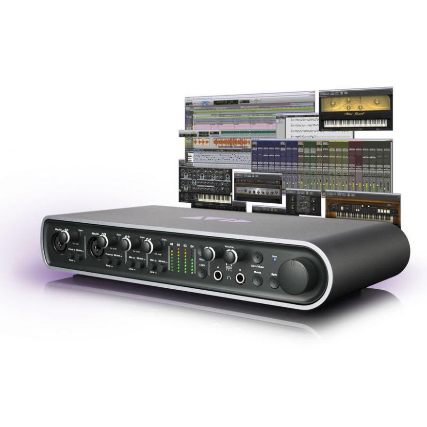 AVID MBox Pro (3rd gen) + Pro Tools 11