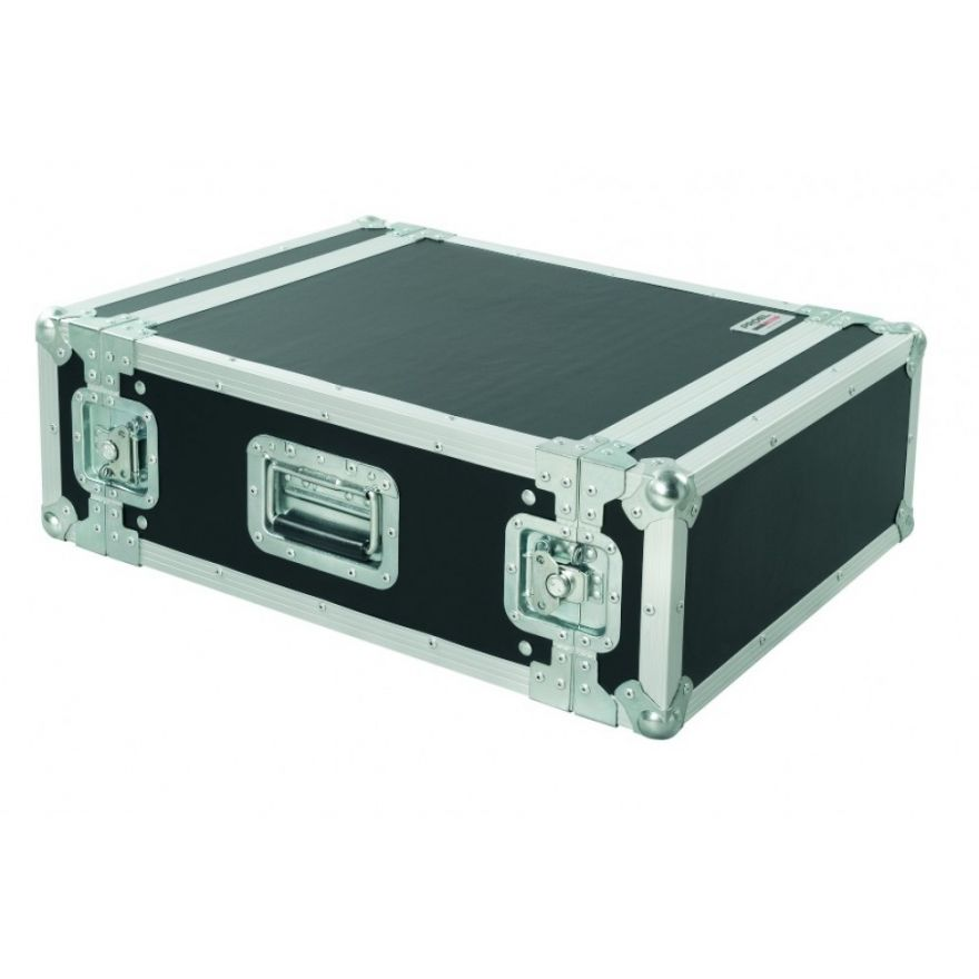 PROEL CR204BLKM - Flight case 4U a rack 19