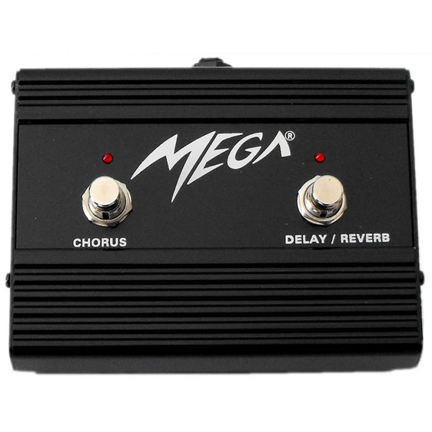 MEGA FS2 - FOOTSWITCH CHORUS/DELAY/RIVERBERO