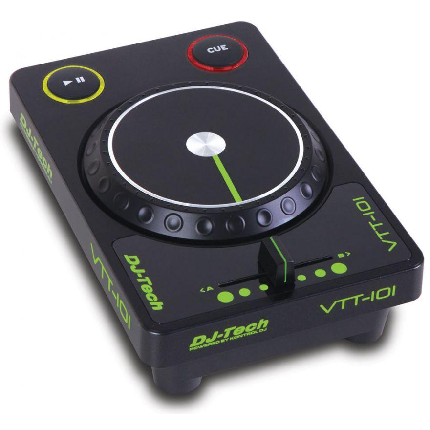 0-DJ TECH VTT 101 - CONTROL