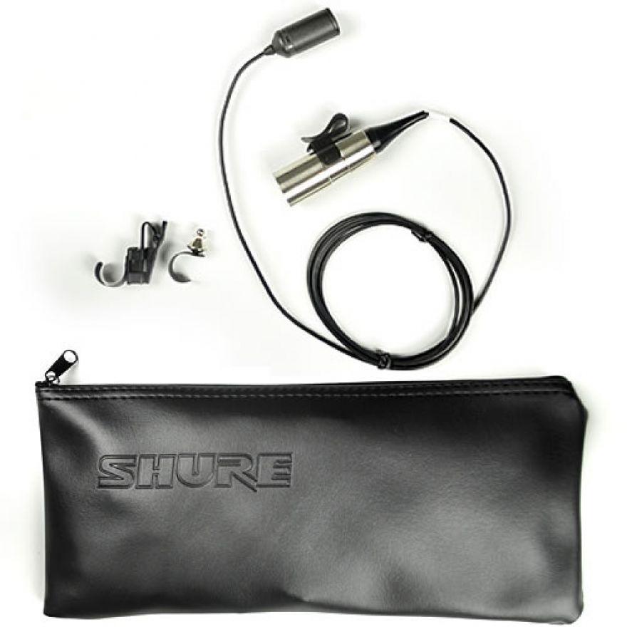 0-SHURE SM11CN - MICROFONO