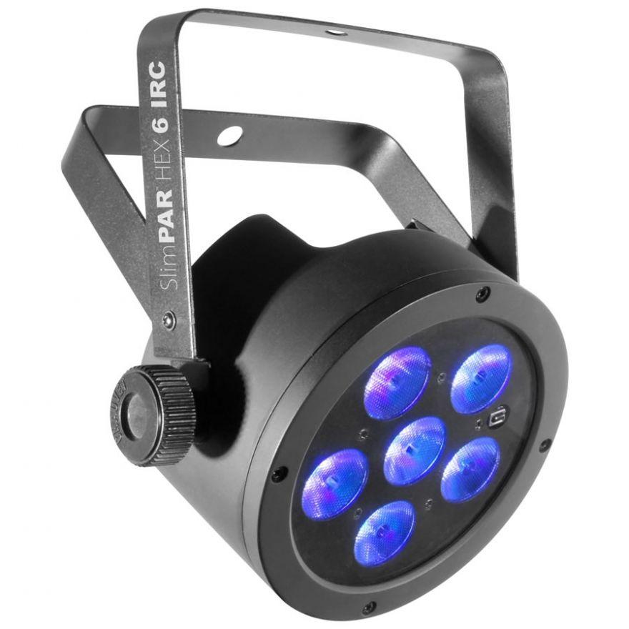 CHAUVET DJ SlimPAR Hex-6 IRC - PAR A LED