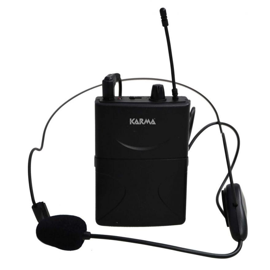 KARMA MW 6170LAV-B - Bodypack per SET 6170 - 6172
