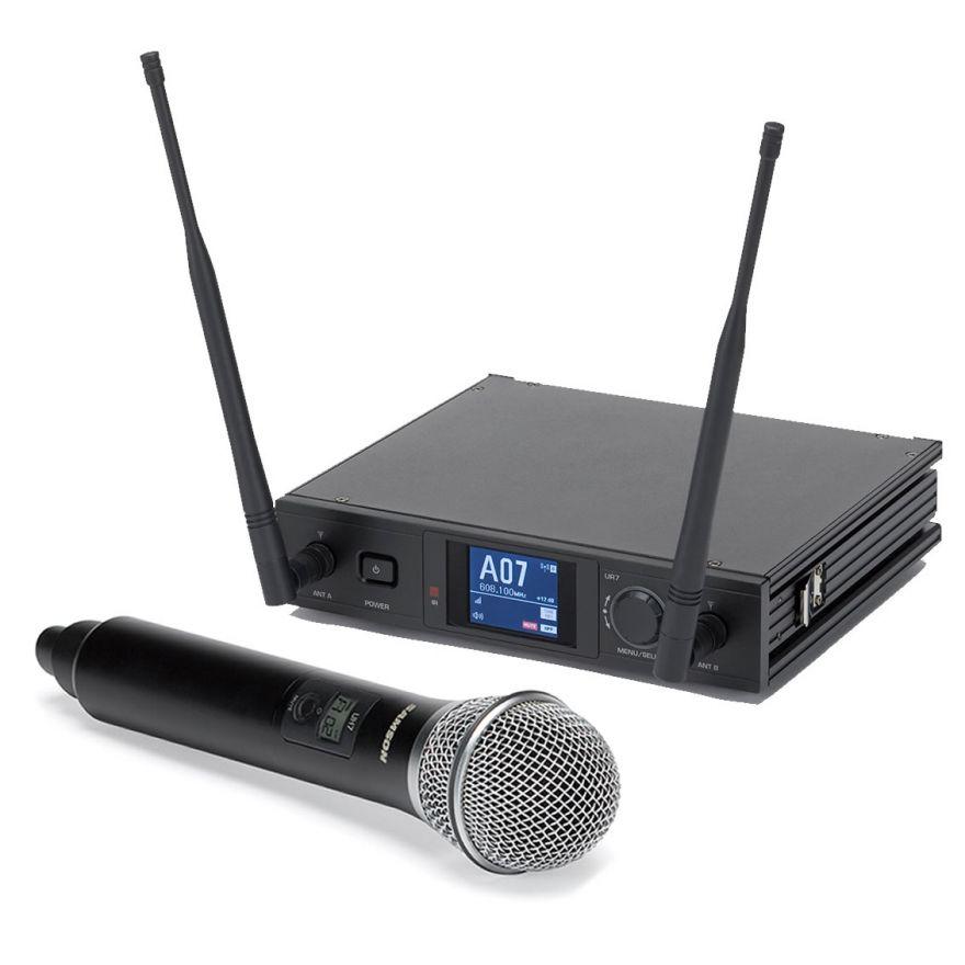 SAMSON SYNTH 7 HANDHELD - RADIOMICROFONO SINGOLO UHF