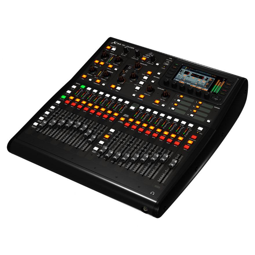 0-BEHRINGER X32 PRODUCER -