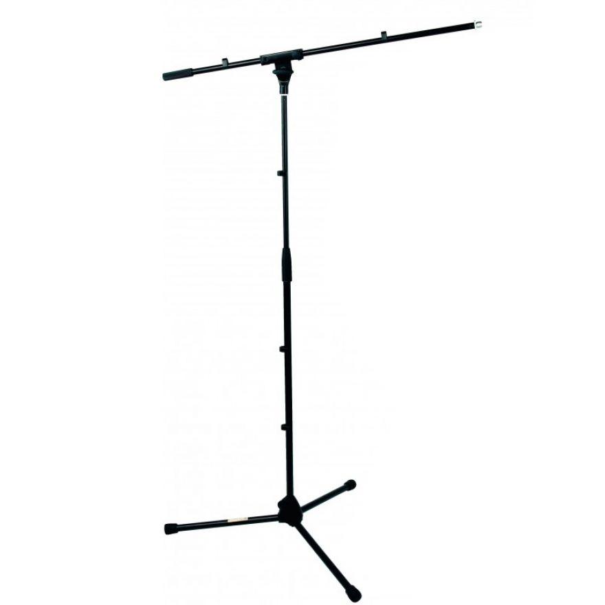 ROCKSTAND RS20720B Supporto microfonico con piedi in acciaio