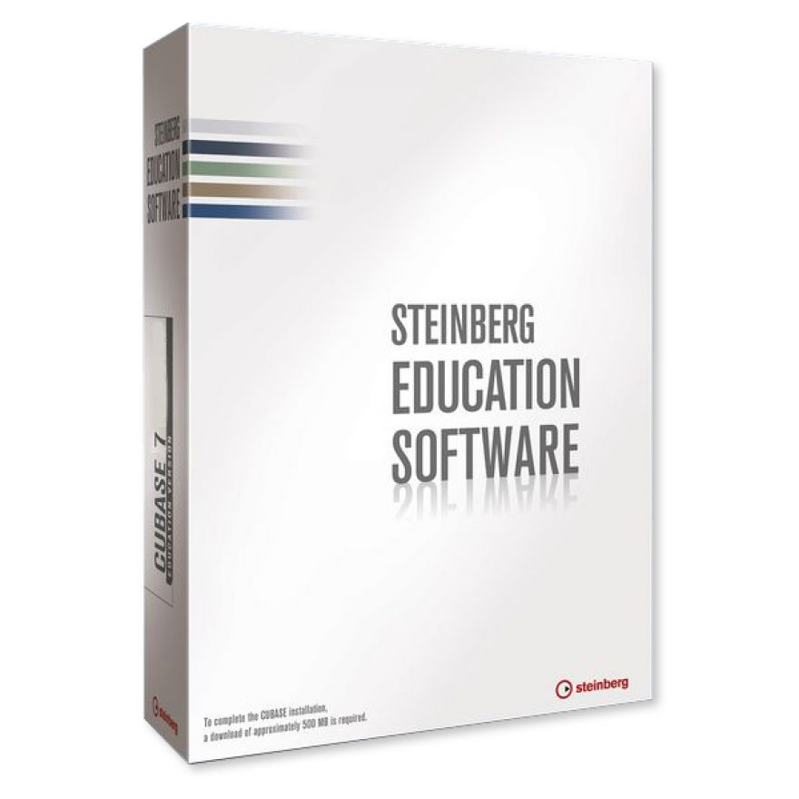 STEINBERG CUBASE 7.5 IT Educational