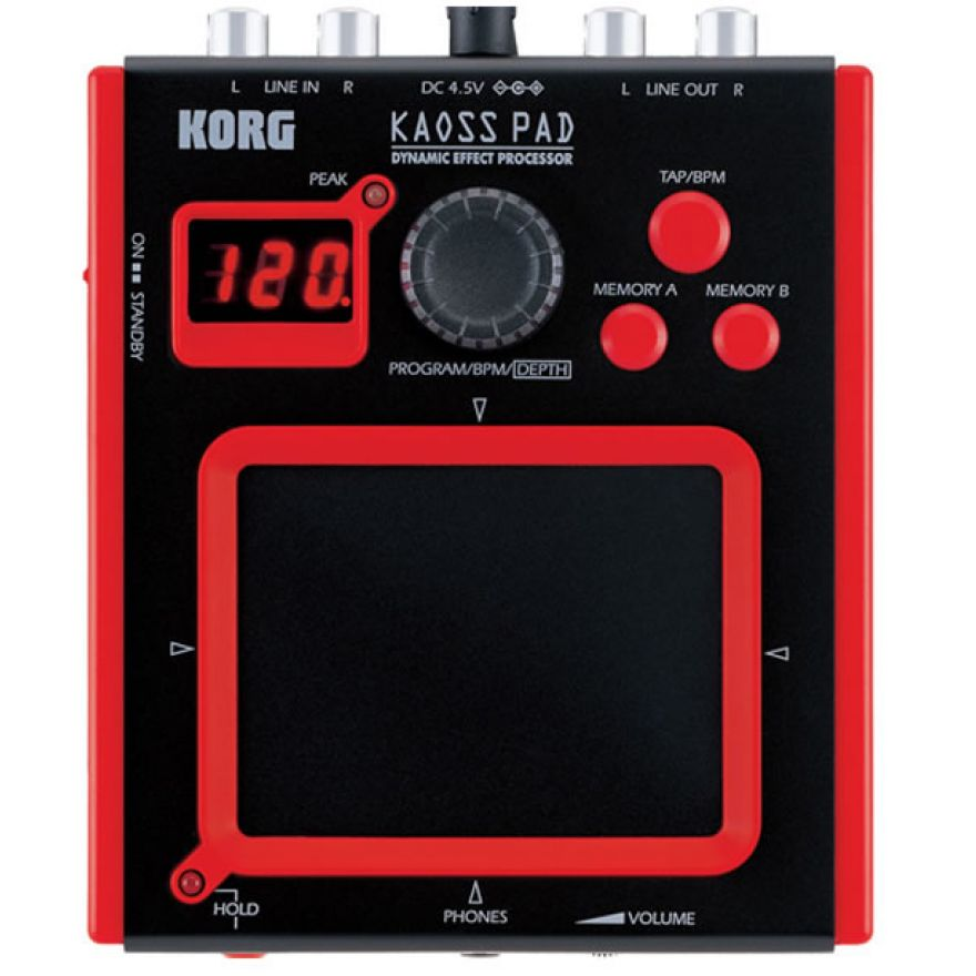 KORG MINI-KP - MULTIEFFETTO CON TOUCHPAD