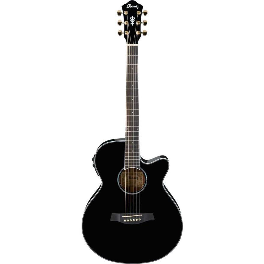 Ibanez AEG30II-BK - black