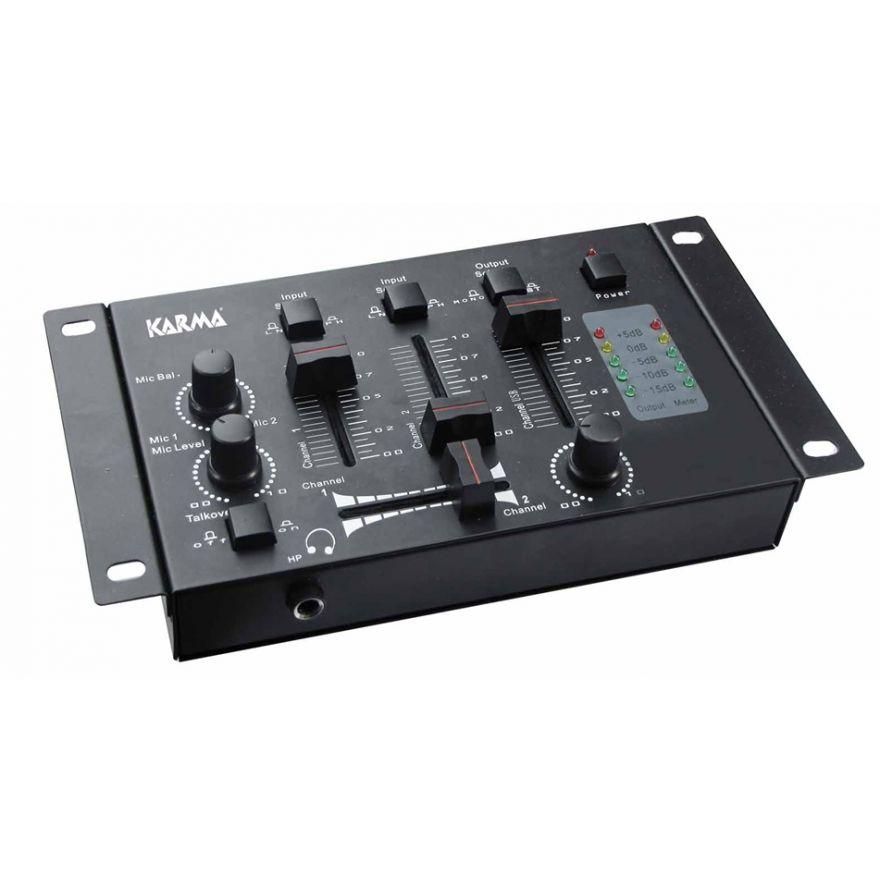 KARMA MX 2041 - Mixer 4 canali