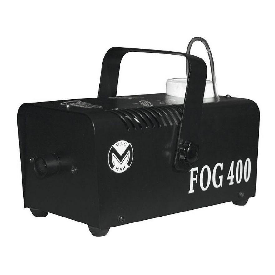 FOG 400 - MACCHINA FUMO COMPATTA 400W