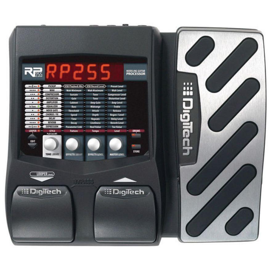 0-DIGITECH RP255 - MULTIEFF