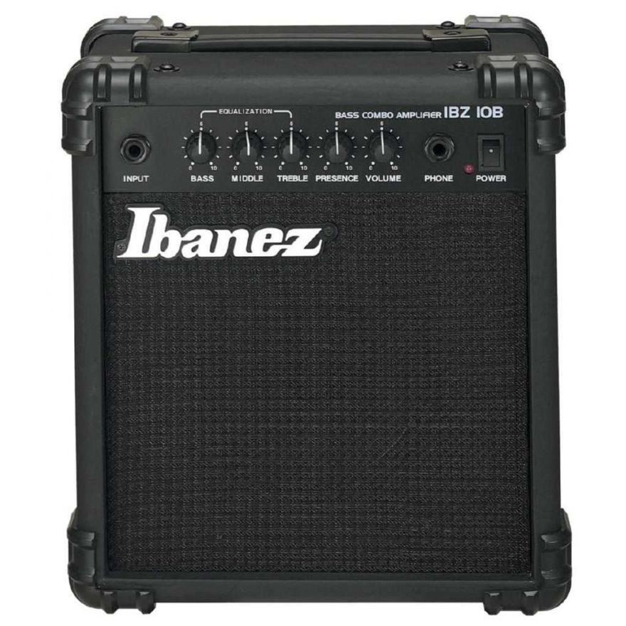 IBANEZ IBZ10B - AMPLIFICATORE PER BASSO 10 WATT