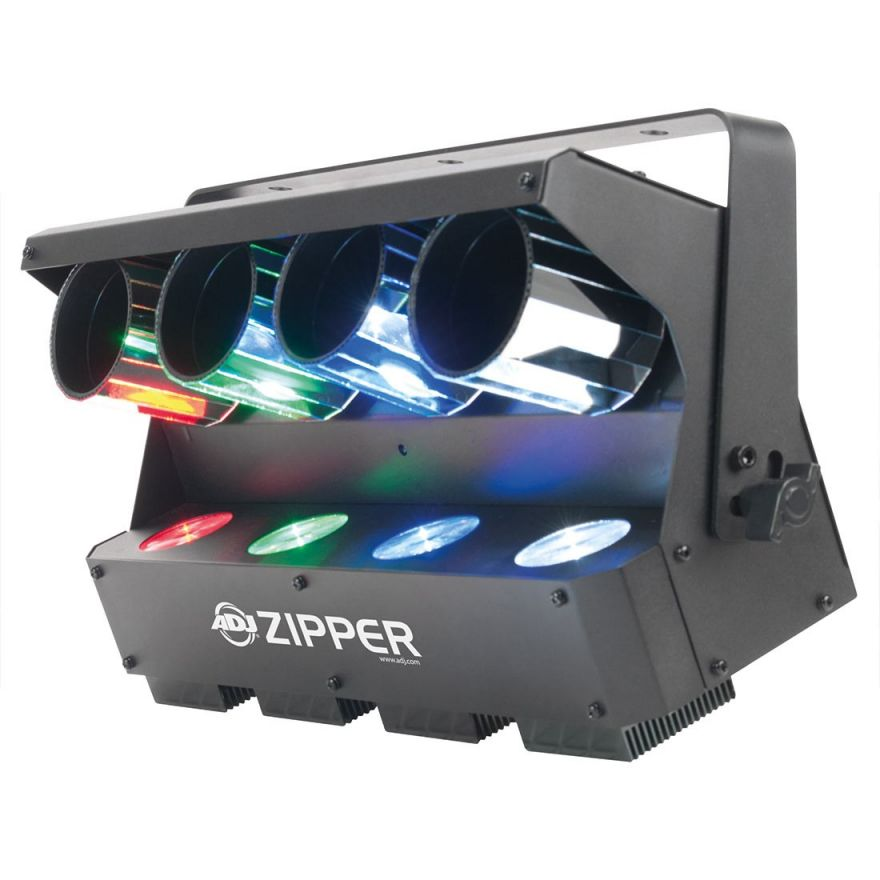 0-ADJ Zipper