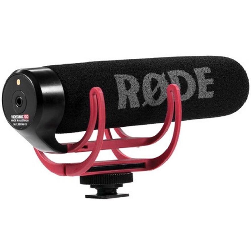 0-RODE VIDEOMIC GO