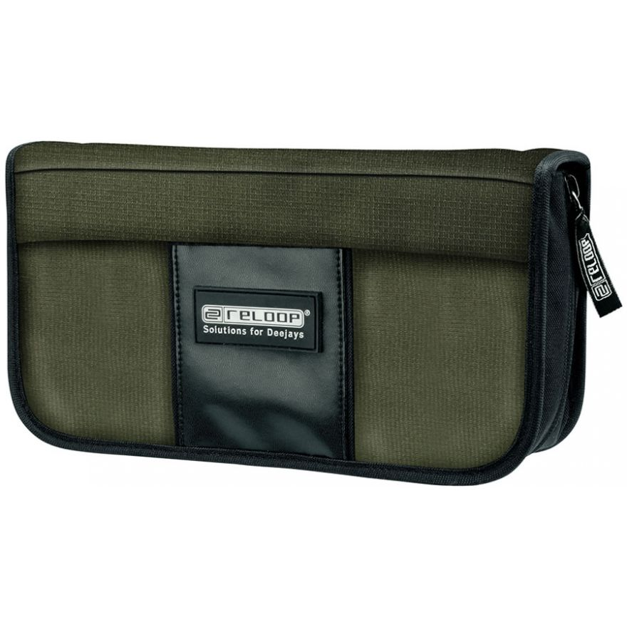 RELOOP CD WALLET 96 OLIVE - CUSTODIA PER 96 CD