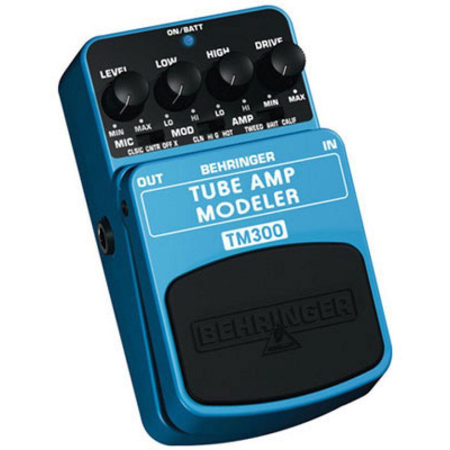 0-BEHRINGER TM300 TUBE AMP