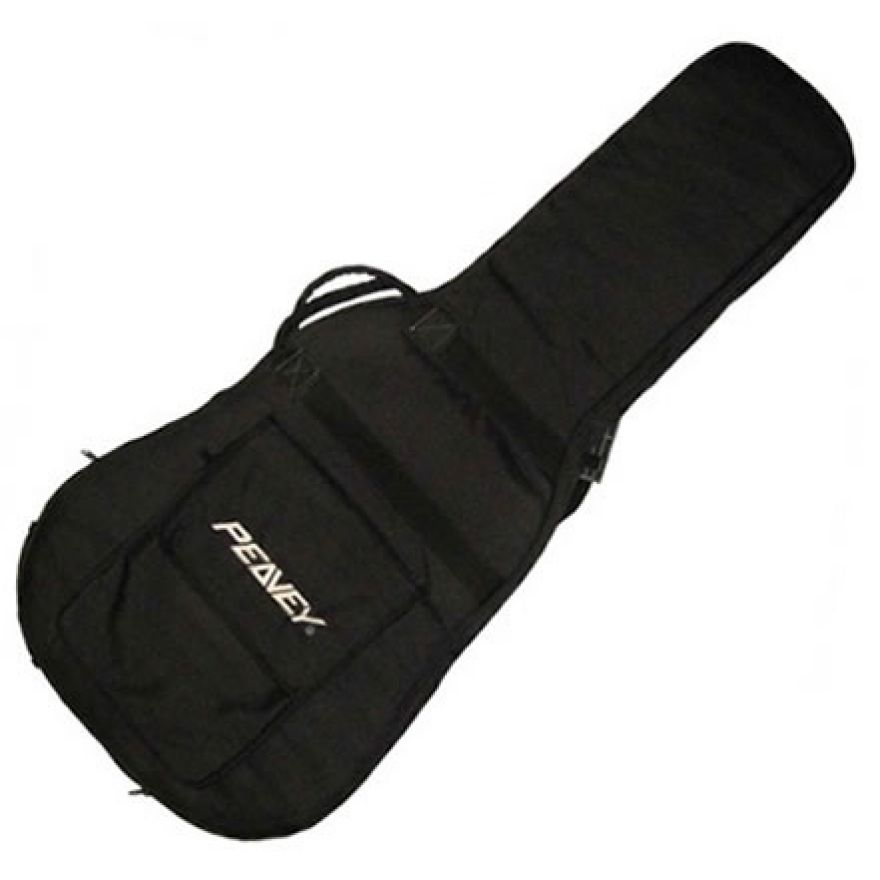 0-PEAVEY DOUBLE GUITAR BAG