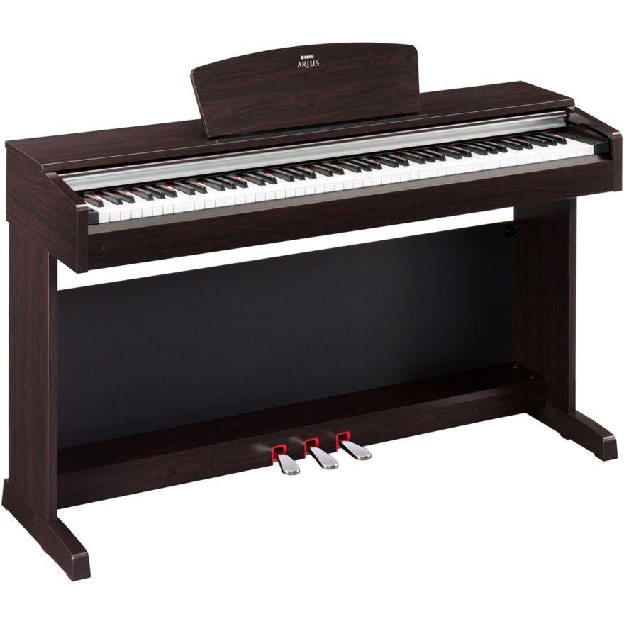 YAMAHA CLAVINOVA YDP135 Palissandro - PIANOFORTE DIGITALE