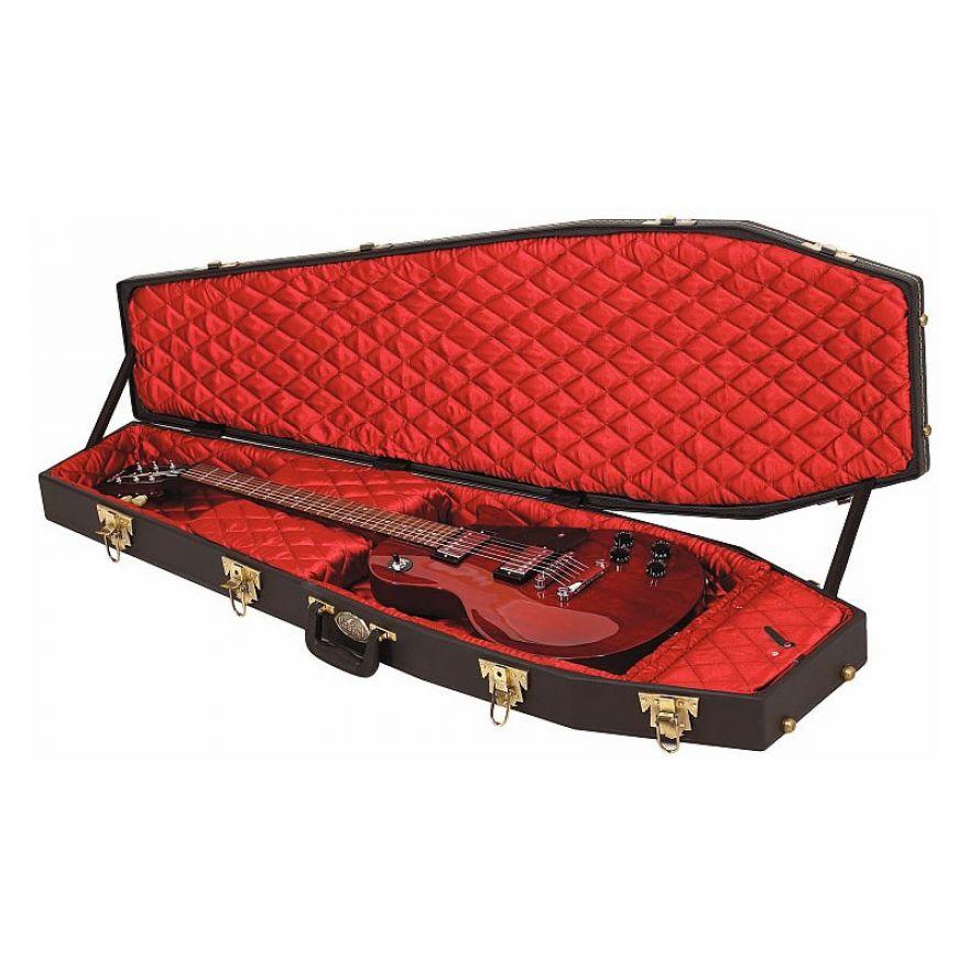 WARWICK WCK10704BRSB W Casket - Case per Modello LP