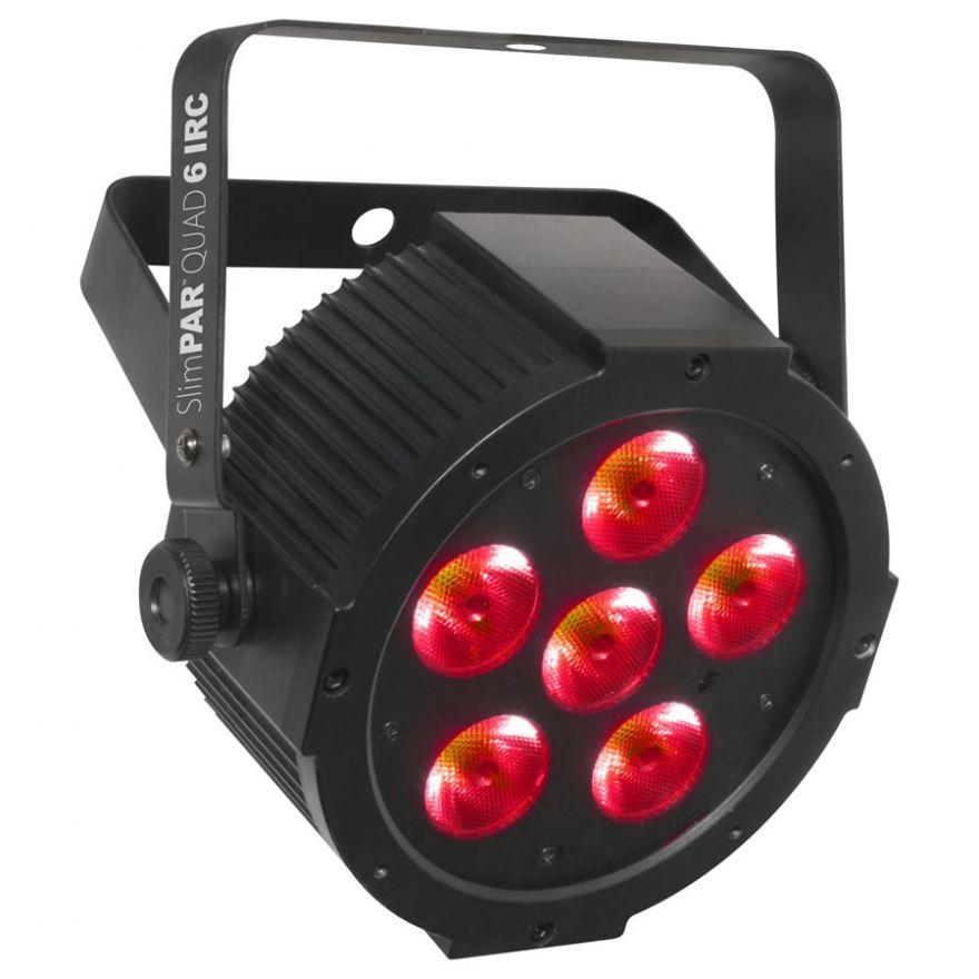 CHAUVET DJ SLIMPAR QUAD-6 IRC - SLIMPAR A LED