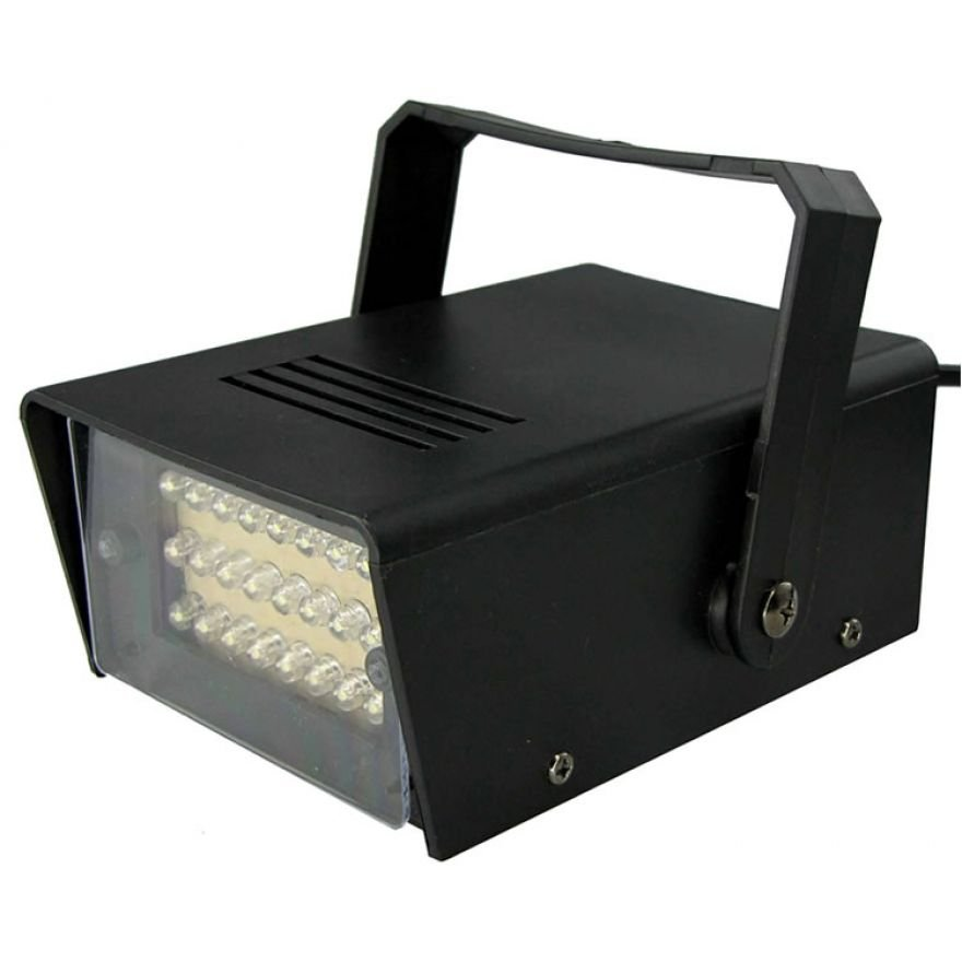 0-MINISTROBE LED - MINI STR