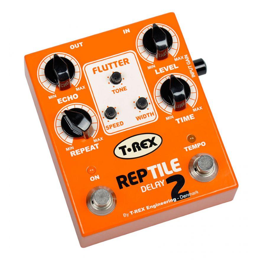 T-REX TR10022 REPTILE 2 - DELAY PER CHITARRA
