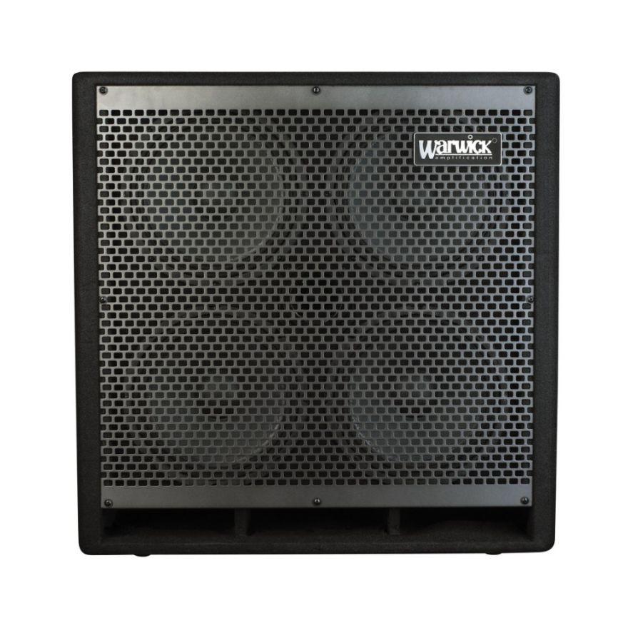 WARWICK W CA 410-4 - Cabinet per basso 4x10 drivers, 400W, 4 ohms