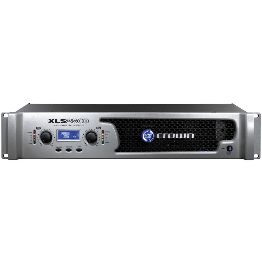 0-CROWN XLS2500 - AMPLIFICA