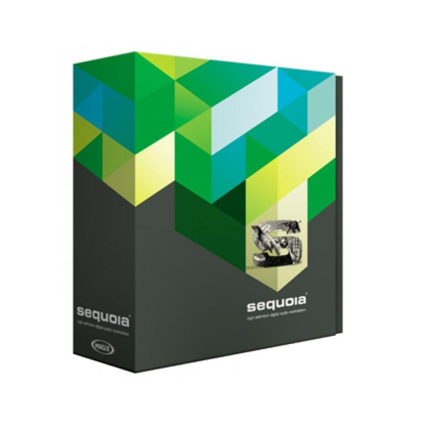 MAGIX Sequoia 12 Educational
