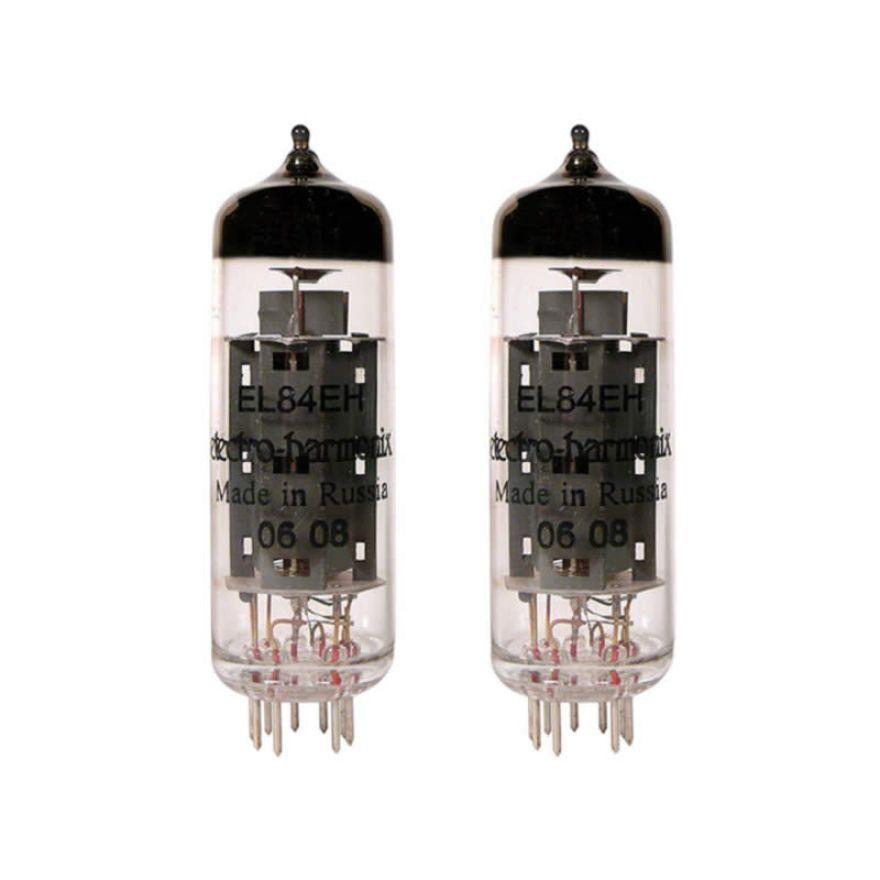 ELECTRO HARMONIX EL84 EH  VALVOLA FINALE -(COPPIA)