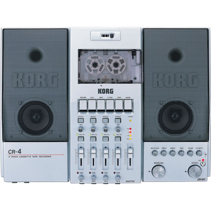 0-KORG CR4 - REGISTRATORE D