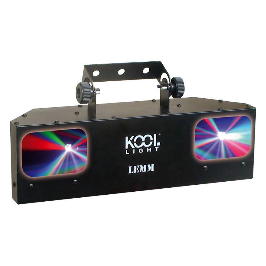 KOOL LIGHT LEMM - EFFETTO LUCE A LEDS