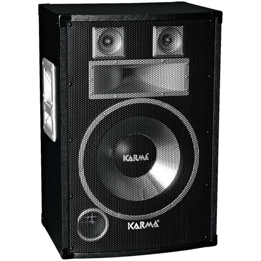 KARMA BX 112 -Box Cassa pro 350W Passivo