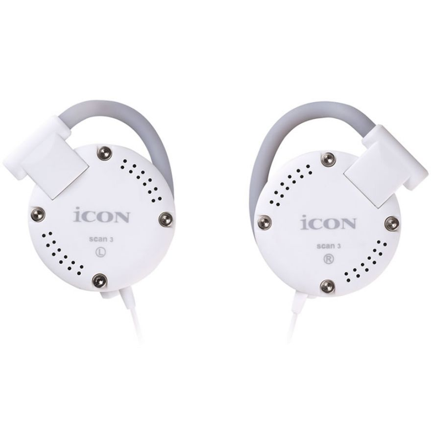 0-ICON SCAN 3 White - CUFFI