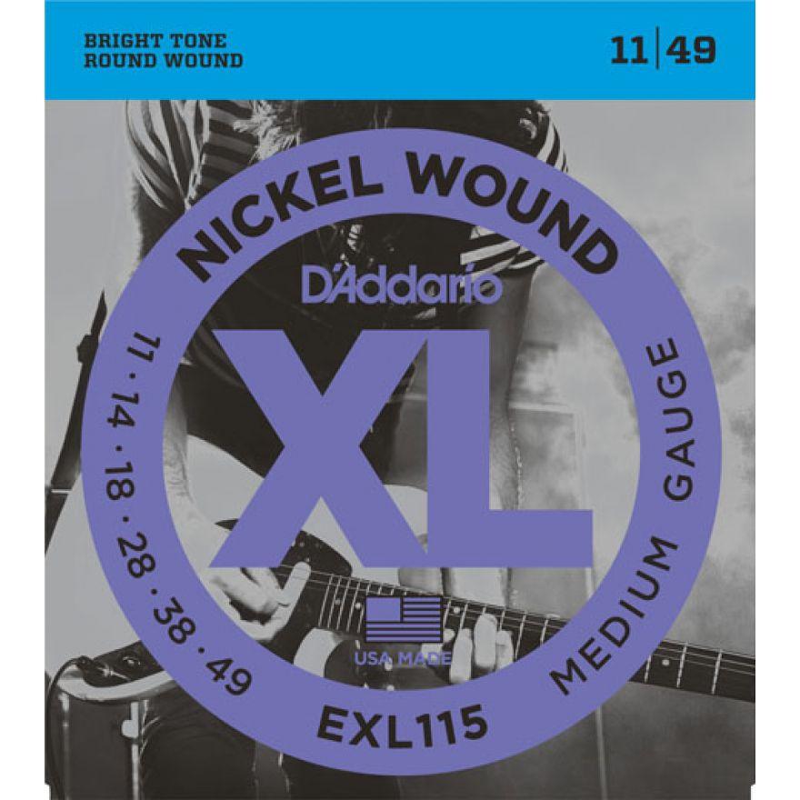 0-D'ADDARIO EXL115 - MUTA C