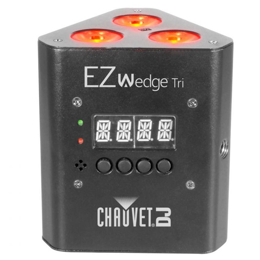 CHAUVET DJ EZWEDGE TRI - FARO A LED