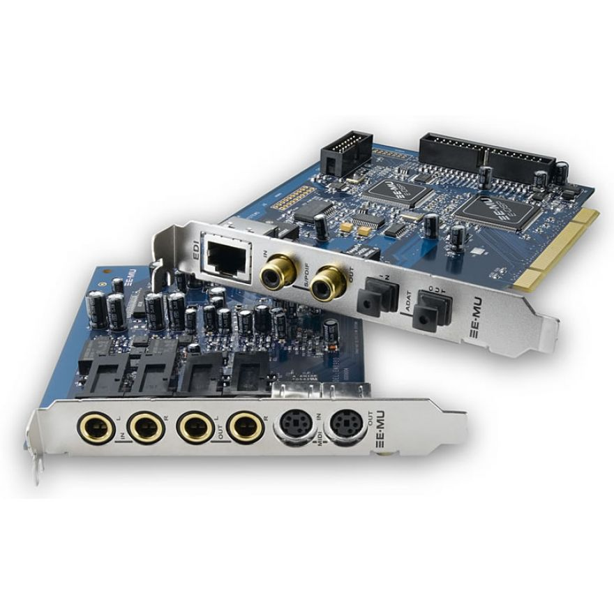 E-MU 1212M v2 PCI - SCHEDA AUDIO PCI MULTICANALE
