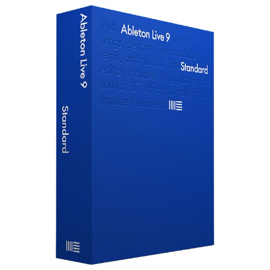ABLETON Live 9 Standard Upgrade from Intro