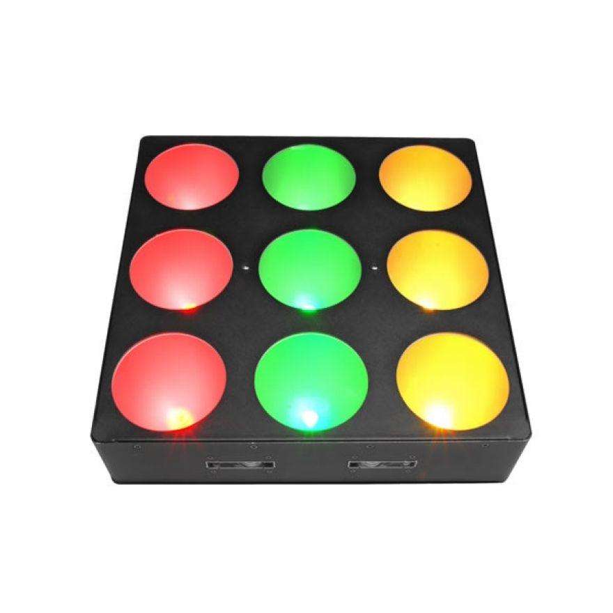 CHAUVET DJ CORE 3X3 - EFFETTO LUCE A LED