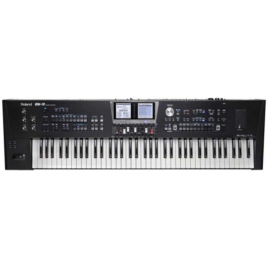 0-ROLAND BK9 Backing Keyboa
