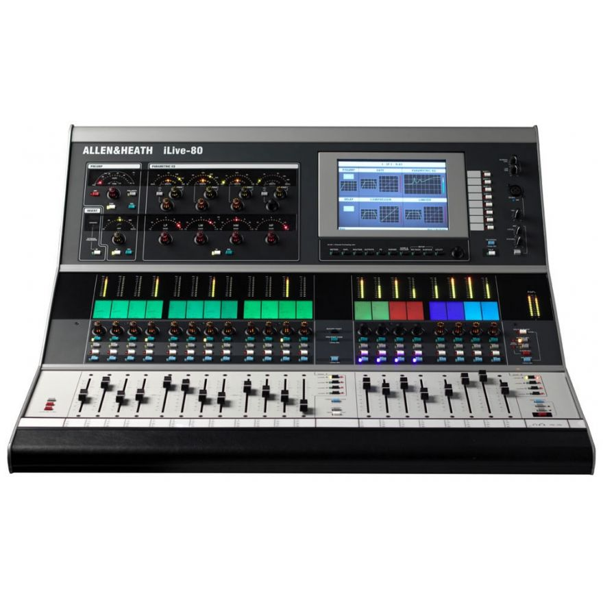 ALLEN & HEATH iLIVE-80 - MIXER DIGITALE iLIVE