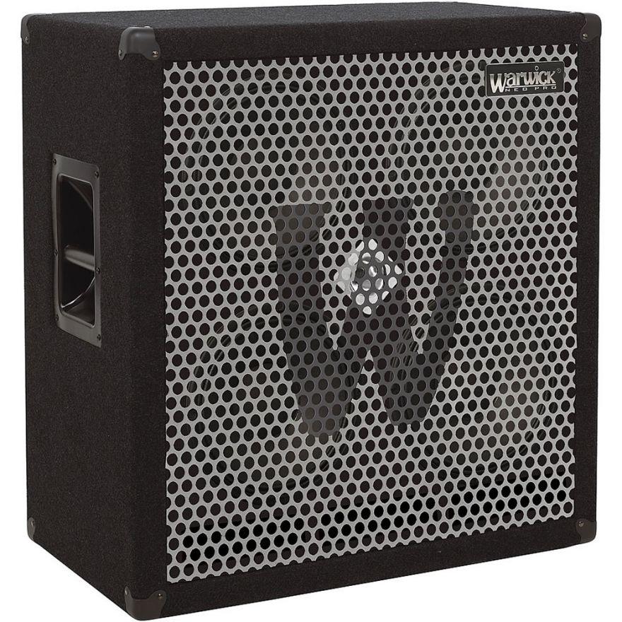 WARWICK WCA 411ND -CABINET PER BASSO 800W SPEAKER 4x10 CELESTION